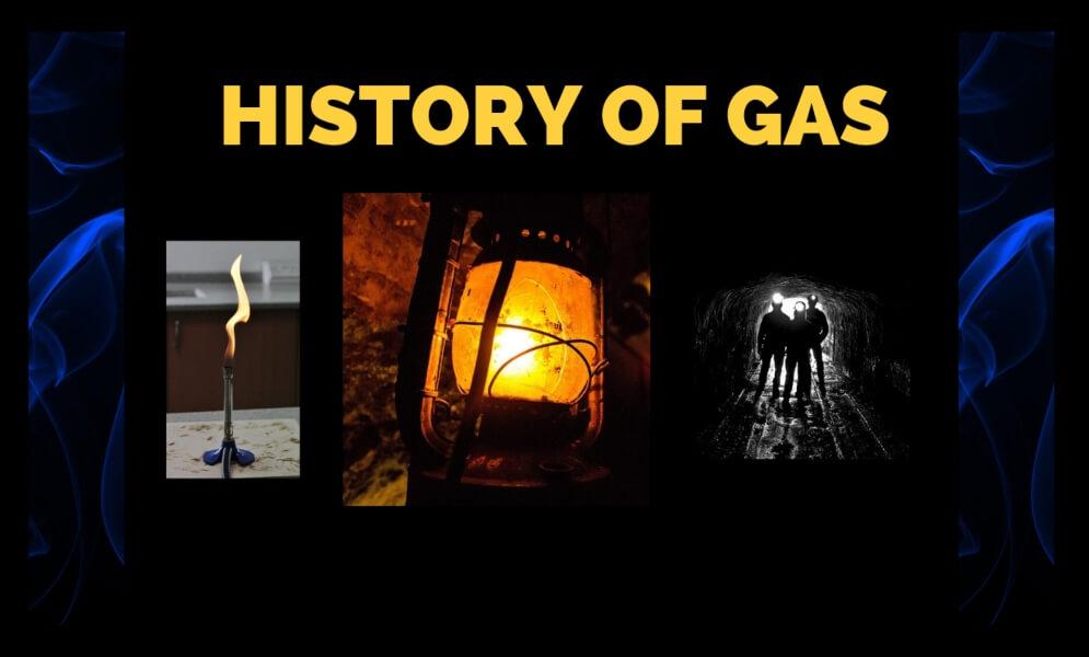 history of gas by advanced gas disconnections